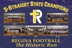 Regina State Champions 5X