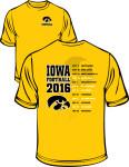 IowaFootballScheduleTee2016